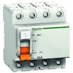 Schneider Electric Домовой ВД63 УЗО 4P 63A 30mA AC, Schneider Electric