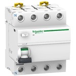 Schneider Electric Acti 9 УЗО iID 4P 63A 300mA-S AC-тип, Schneider Electric