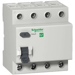 Schneider Electric EASY 9 УЗО 4P 63А 30мА AC, Schneider Electric